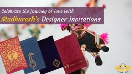 Journey Of Love With Designer Invitations Cards