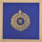 Collections of Sikh Wedding Invitations By Madhurash Cards