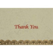 Thank You Wishing Cards