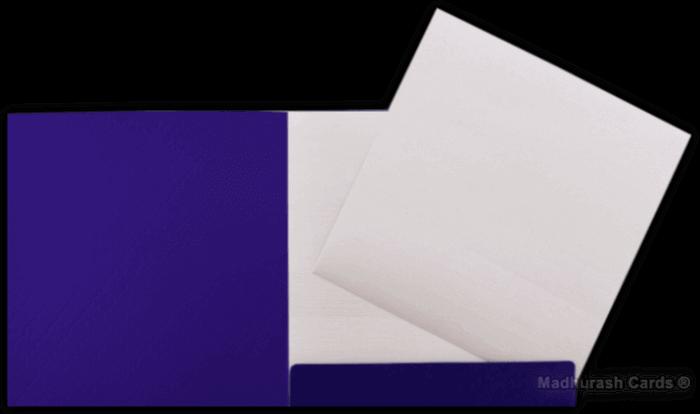 Hindu Wedding Cards - HWC-16095I - 4