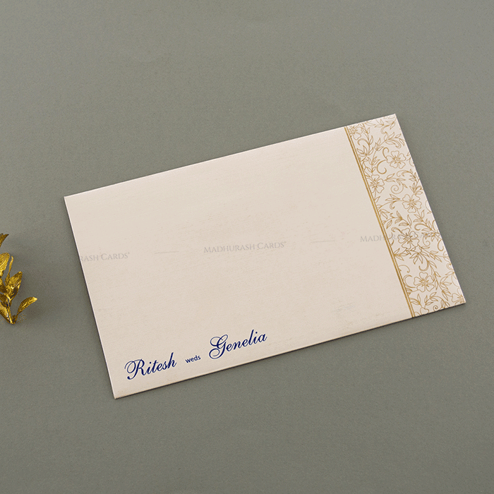 Muslim Wedding Invitations - MWC-16084I - 3