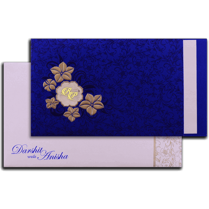 Sikh Wedding Cards - SWC-16084I