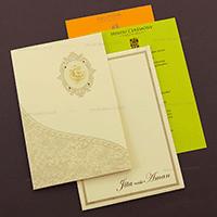 Sikh Wedding Cards - SWC-16109I