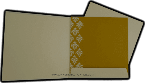 Sikh Wedding Cards - SWC-9039CCRS - 4