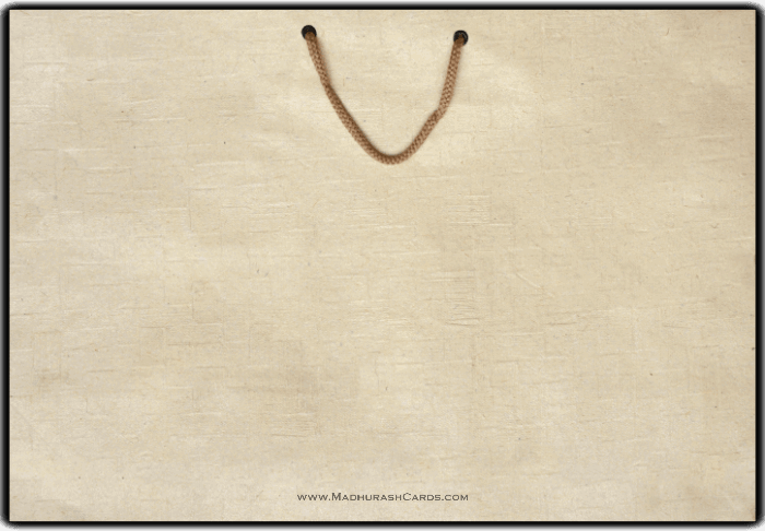 Paper Bags - CB-PBG 118