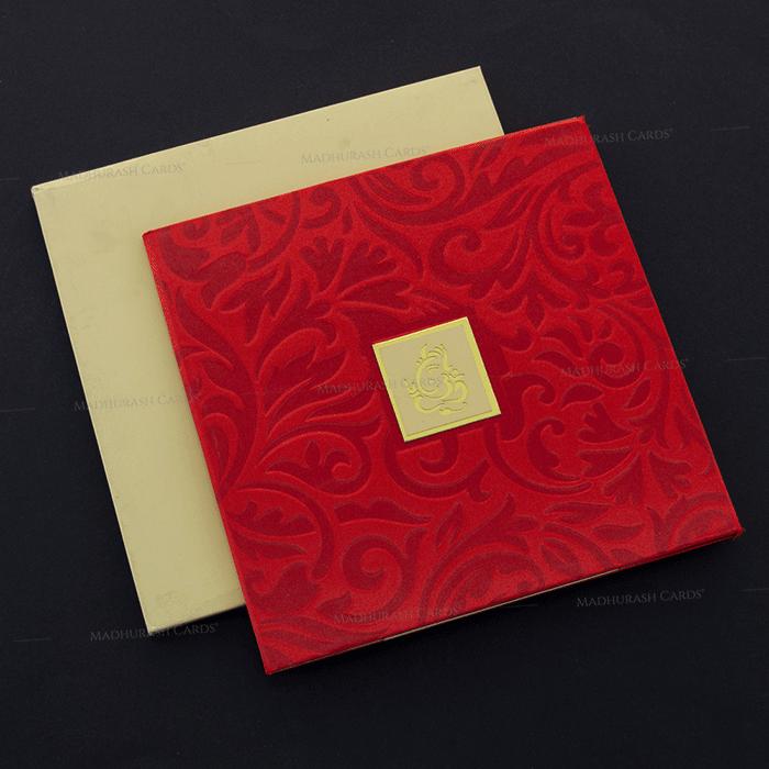 Fabric Invitations - FWI-14032