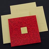 Hard Bound Wedding Cards - HBC-14032