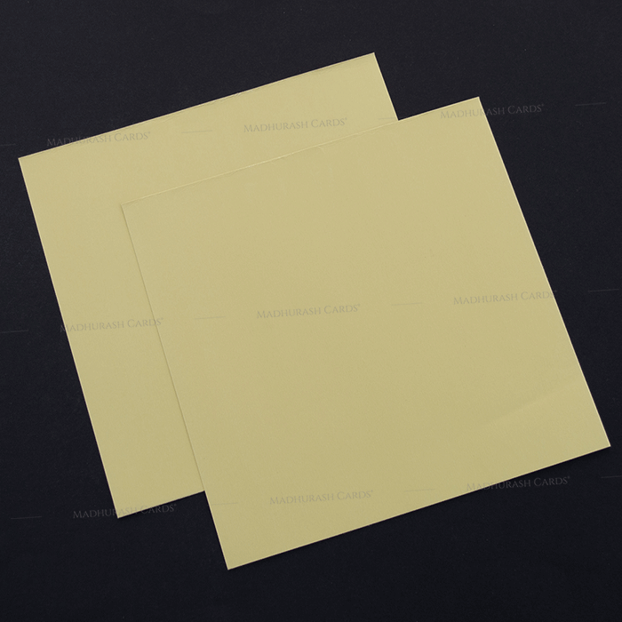 Hard Bound Wedding Cards - HBC-14032 - 4