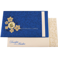 Designer Wedding Cards - DWC-16084