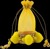 Potli Bags (Batwa Bags) - BB-Round Batwa 4