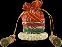 Potli Bags (Batwa Bags) - BB-Round Batwa 5