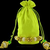 Potli Bags (Batwa Bags) - BB-Round Batwa 8