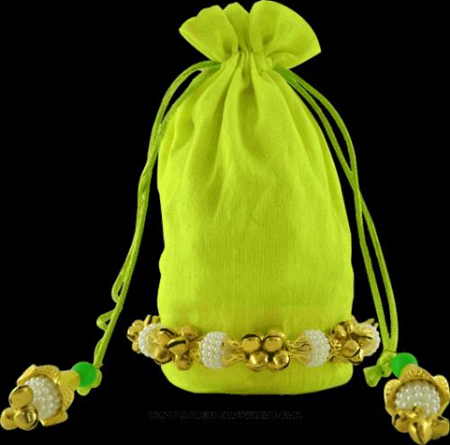 test Potli Bags (Batwa Bags) - BB-Round Batwa 8