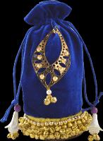 Potli Bags (Batwa Bags) - BB-Round Batwa 9