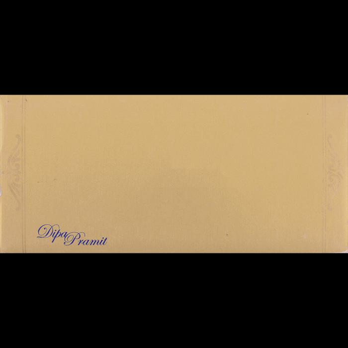 Sikh Wedding Cards - SWC-7503S - 4