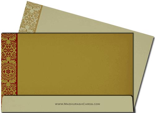 Custom Wedding Cards - CZC-7332 - 4