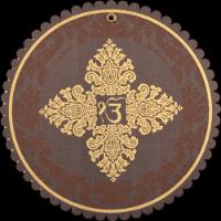 Sikh Wedding Cards - SWC-9059BRCS