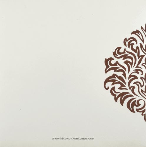 Sikh Wedding Cards - SWC-9059BRCS - 3