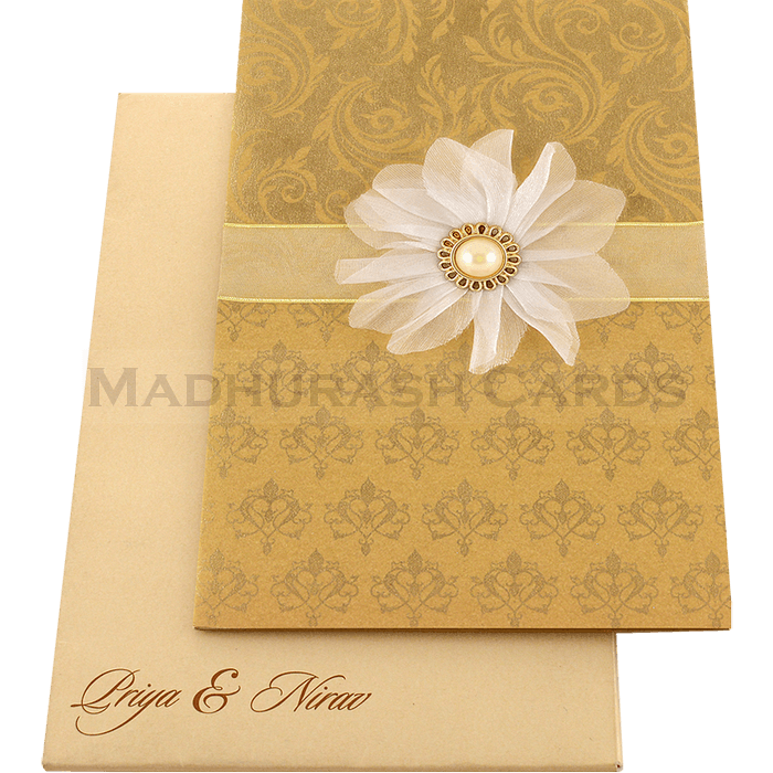 Muslim Wedding Invitations - MWC-16085 - 2