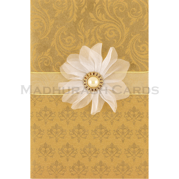 Hindu Wedding Cards - HWC-16085 - 3