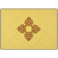 Custom Wedding Cards - CZC-8832GG
