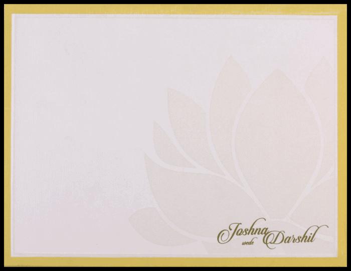Hindu Wedding Invitations - HWC-16106 - 3