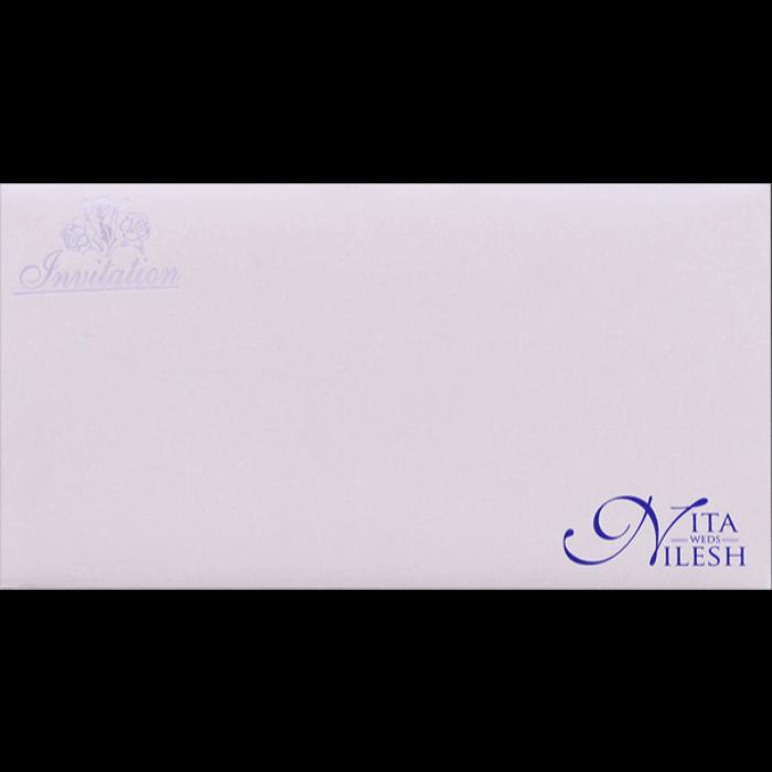 Muslim Wedding Cards - MWC-16268 - 4