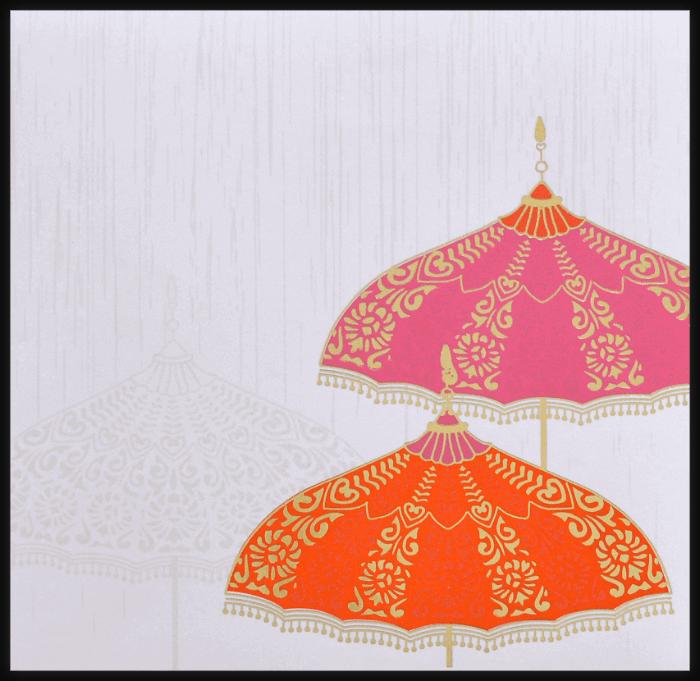 Muslim Wedding Invitations - MWC-16141