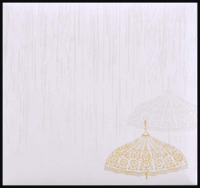 Muslim Wedding Invitations - MWC-16141 - 3