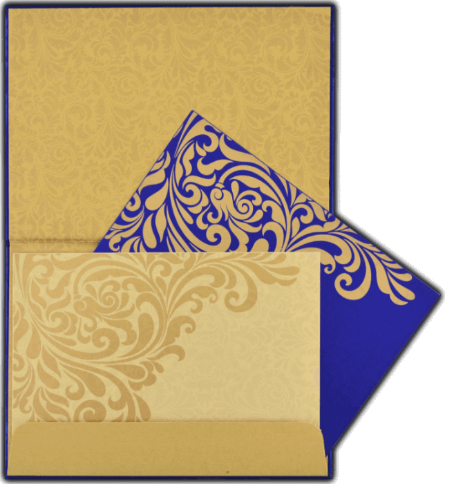 Luxury Wedding Cards - LWC-8764 - 5