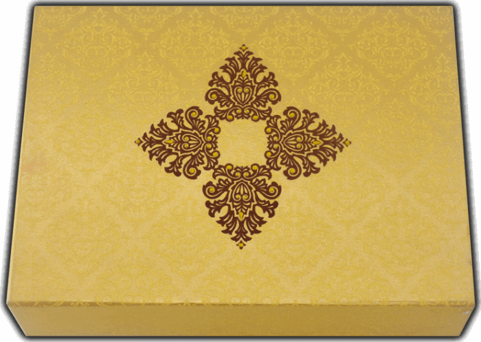 Luxury Wedding Cards - LWC-8761