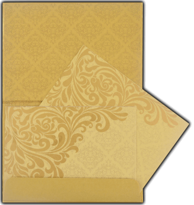 Luxury Wedding Cards - LWC-8761 - 5