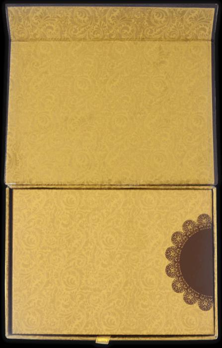 Luxury Wedding Cards - LWC-8763 - 3
