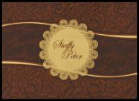 Luxury Wedding Cards - LWC-8763 - 4