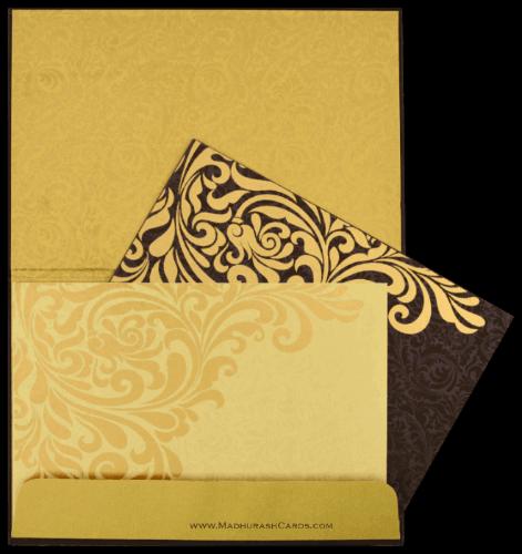 Luxury Wedding Cards - LWC-8763 - 5