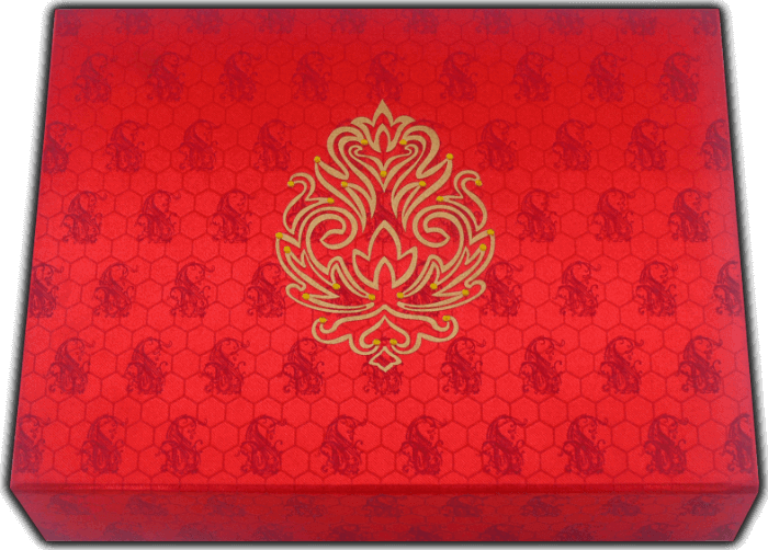 Luxury Wedding Cards - LWC-8762