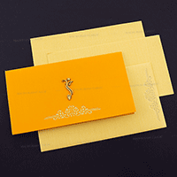 Hindu Wedding Cards - HWC-16121