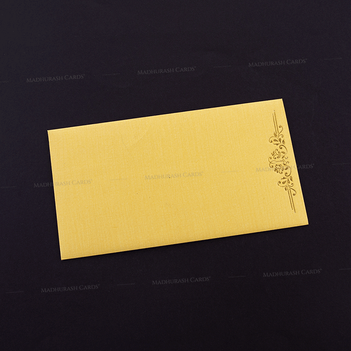 Hindu Wedding Cards - HWC-16121 - 3