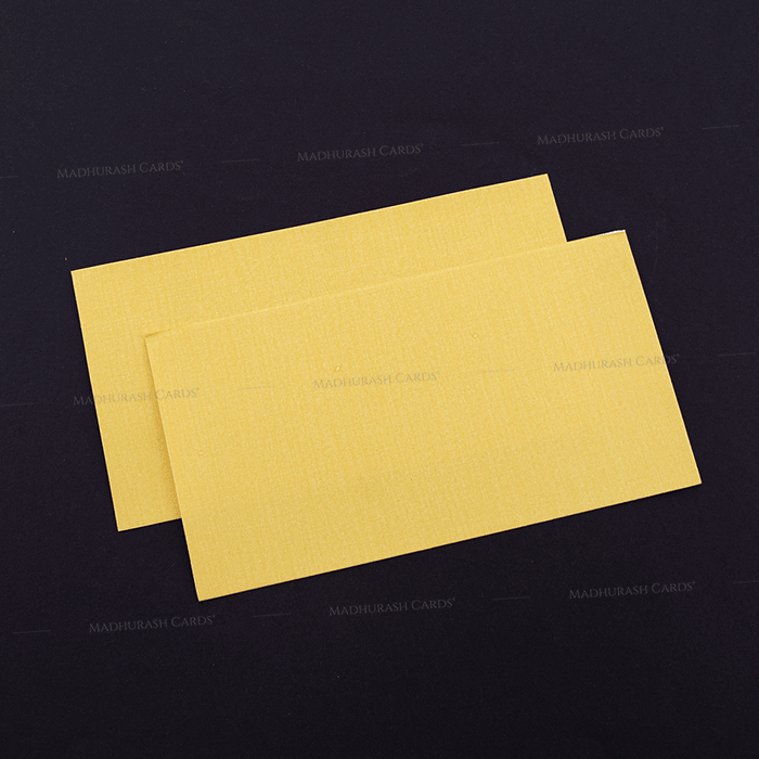 Hindu Wedding Cards - HWC-16121 - 4