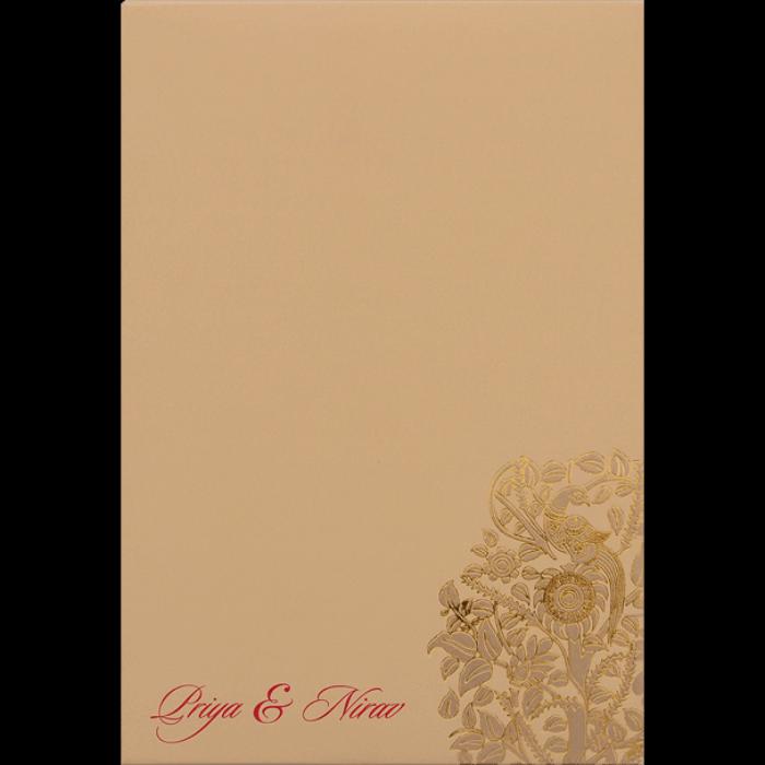 Hindu Wedding Cards - HWC-16069 - 4