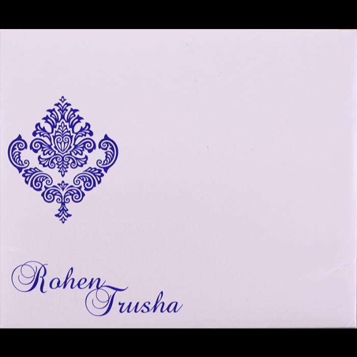 Custom Wedding Cards - CZC-9067 - 3