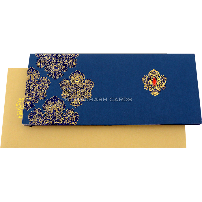 Hindu Wedding Cards - HWC-14099 - 2