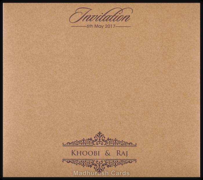 Designer Invitations - DWC-8857 - 3