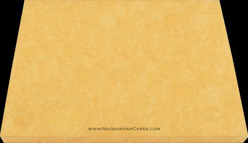 Customized Wedding Invitations - CZC-9001 - 3