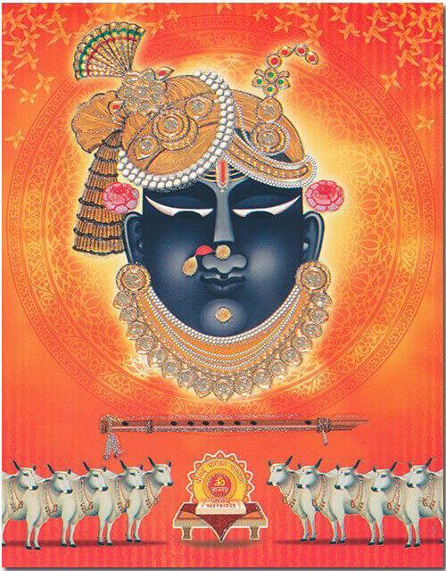 Bhagwat Saptah Cards - BSC-273