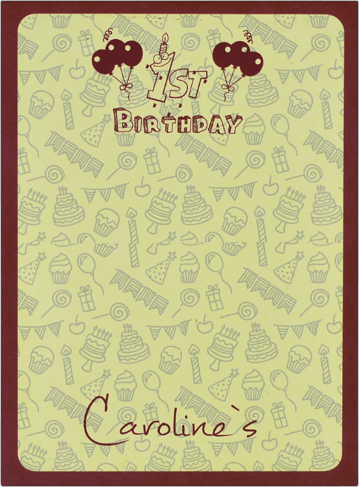 Baby Shower Invitations - BSI-22