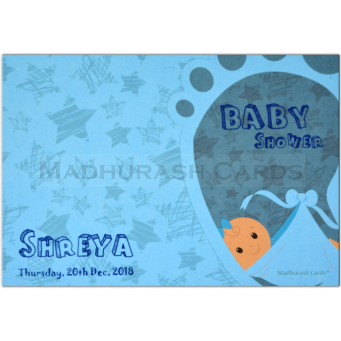 Baby Shower Invitations - BSI-32 - 3