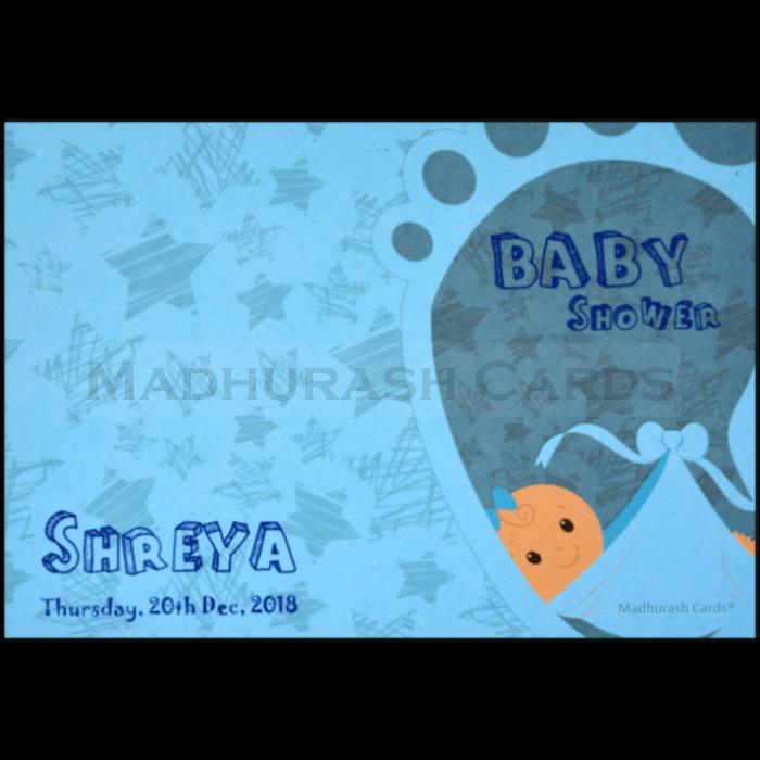 Baby Shower Invitations - BSI-52 - 3