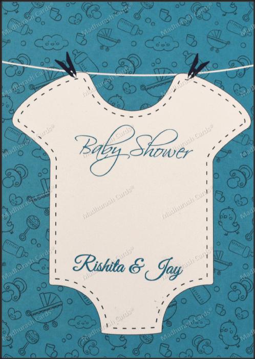 Baby Shower Invitations - BSI-BB - 3