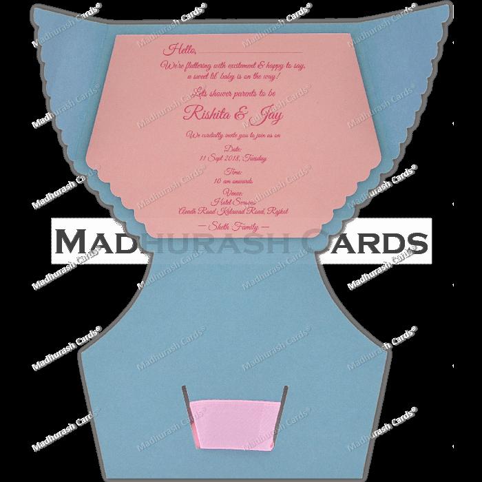 Birthday Invitation Cards - BPI-11 - 4
